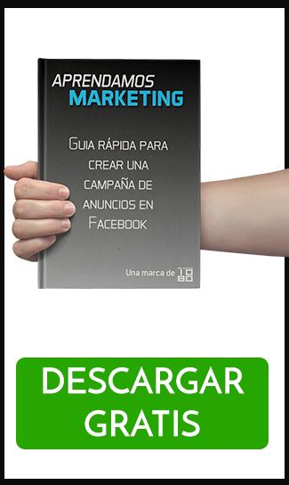 descarga gratis guía para crear campañas en facebook