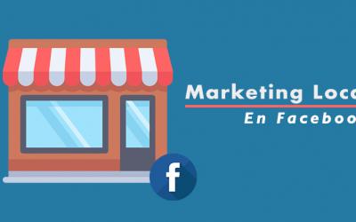 Atrae a personas cercanas a tu negocio local con Facebook.