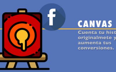 Por que usar Canvas de Facebook como parte de tu estrategia de Marketing.