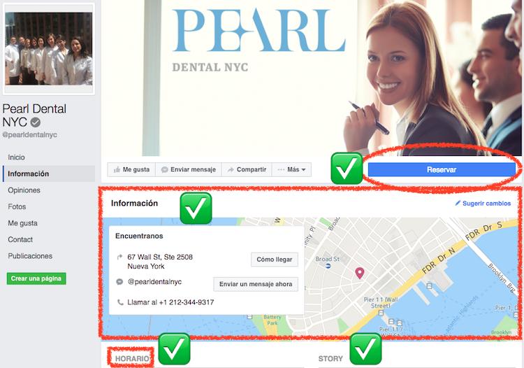 llamado-a-la-accion-cta-en-página-de-facebook-para-odontologos