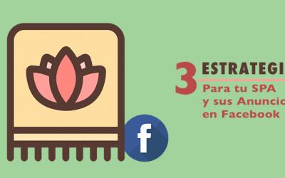 3 estrategias de Anuncios en Facebook para SPA