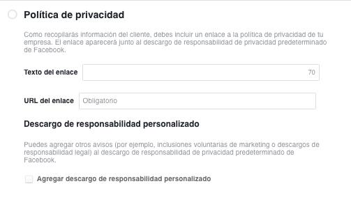 politica-de-privacidad-en-tus-anuncios-para-captar-clientes-potenciales
