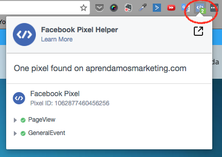 Facebook-Pixel-helper-extencion-para-chrome