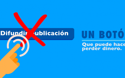 Por qué NO deberías usar el botón Promocionar Publicación.