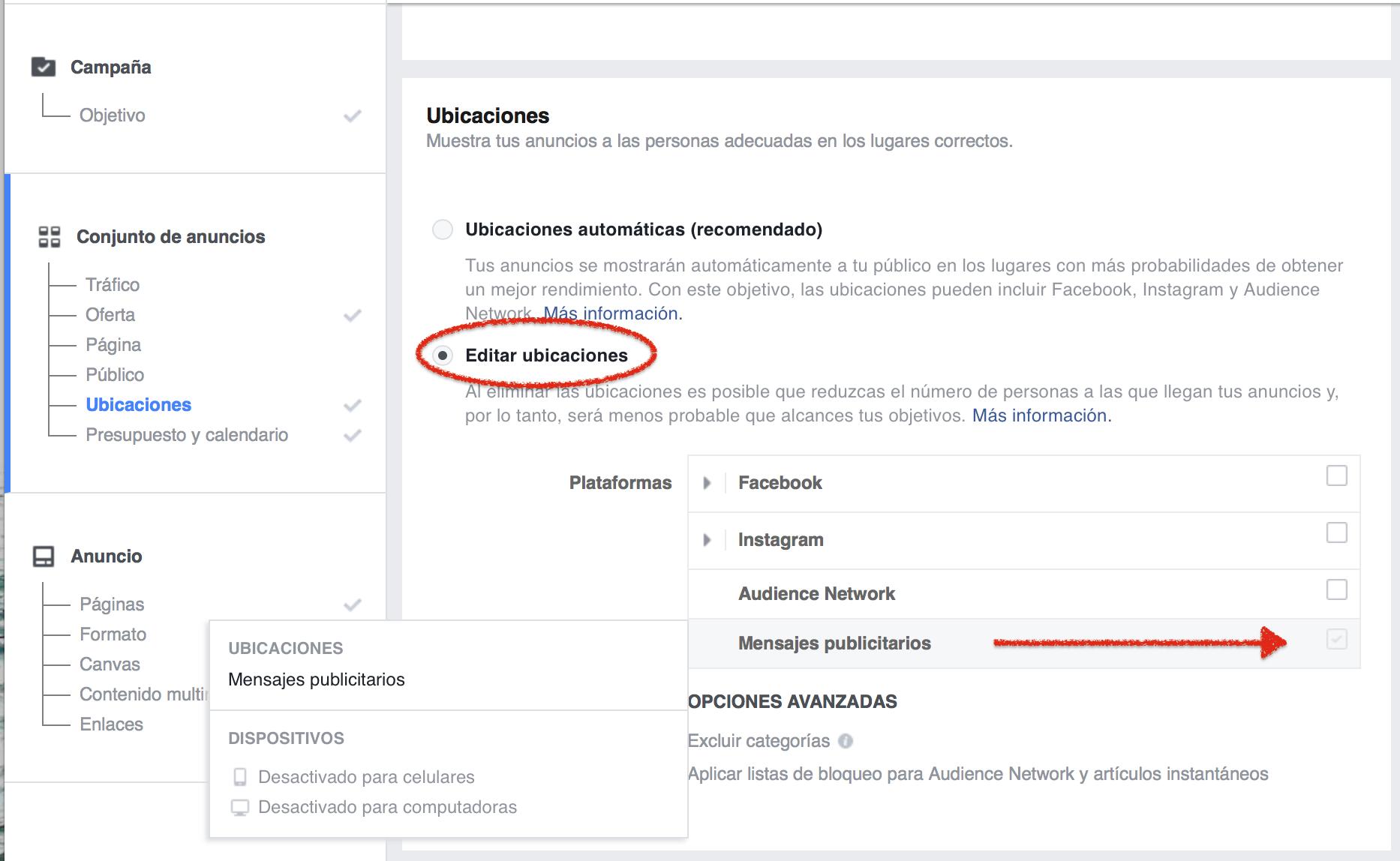 Anuncios-en-Facebook-Mensajes-publicitarios