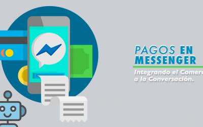 Pagos en Messenger… la billetera del futuro.
