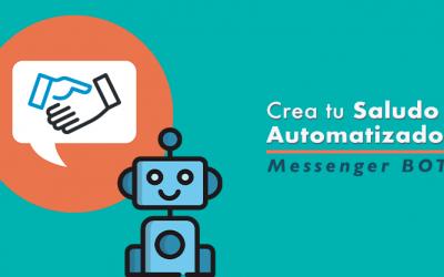 Creando tu Mensaje de Bienvenida en ManyChat