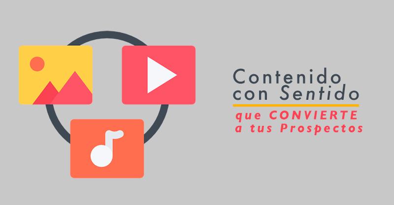 Creando contenido que convierte desconocidos en clientes