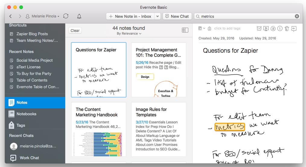 Evernote-herramientas-de-productividad-ymarketing
