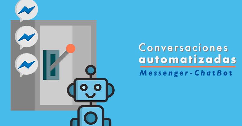 ¿Cómo usar Manychat para crear mensajes automatizados en Messenger?