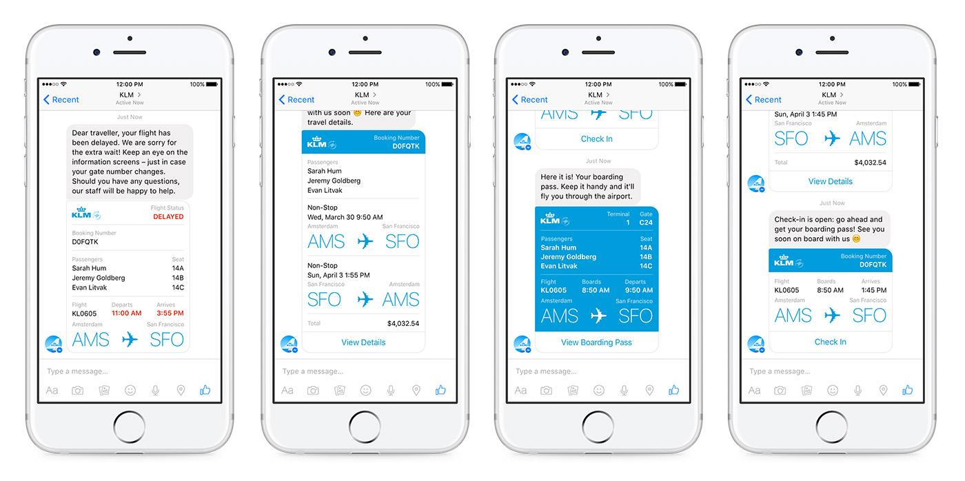 secuencias en facebook messenger-bots en messenger