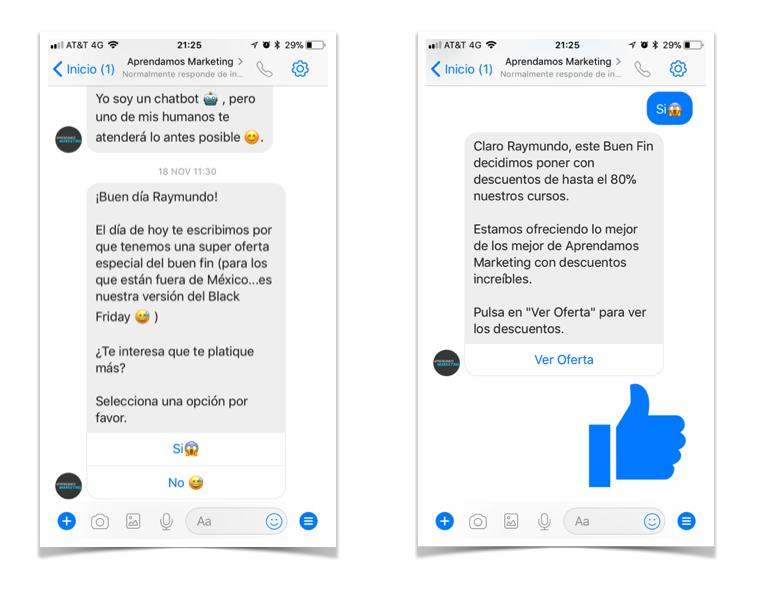 5 formas de usar un ChatBot en tu negocio - ayuda a tus ventas con un bot