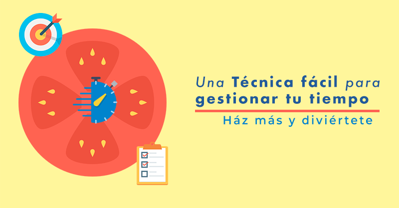 Marketing, Productividad y La Técnica Pomodoro