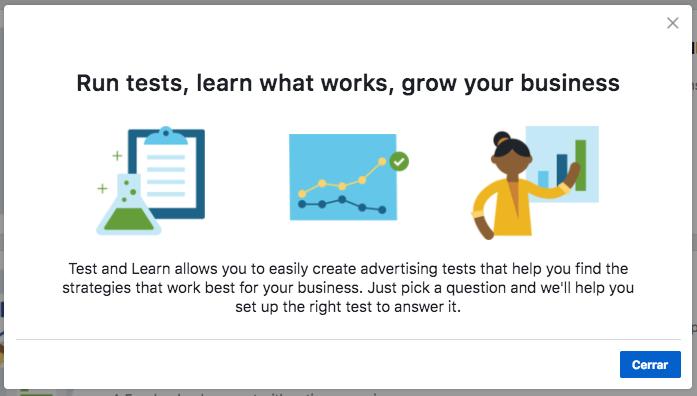 Pruebas y Resultados de Facebook - la nueva herramienta